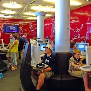 Интернет-кафе Усть-Катава