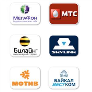 Операторы сотовой связи Усть-Катава