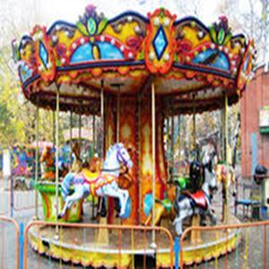 Парки культуры и отдыха Усть-Катава