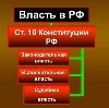 Органы власти в Усть-Катаве