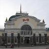 Железнодорожные вокзалы в Усть-Катаве