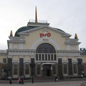 Железнодорожные вокзалы Усть-Катава